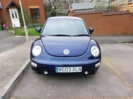 Volkswagen Beetle 2.3ltr v5