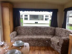Cheap 2 bedroom caravan FOR SALE, popular seaside resort - Naze Marine, Essex