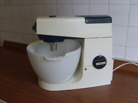 Kenwood Chef Food Mixer with Attachments