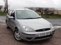 Ford Focus LX 1.6, 5 Door Hatchback, 106k Miles, Genuine RS Sparco Seats