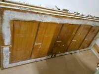Doors reclaimed vintage antique internal door £60each ono