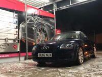 Audi TT Convertible 225 BAM