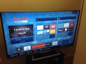 Sharp 60 inch ultra slim LED 3D Smart TV with Wifi & Freeview HD