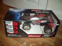 CARRERA Remote Control Car 'Shadow Wolf' Still Boxed
