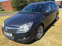 \\\\ 58 REG ASTRA DESIGN CDTI 150 ESTATE CAR \\\ IMMACULATE £1799