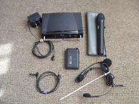 wireless mic system