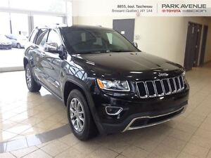 2015 Jeep Grand Cherokee Limited*TOIT OUVRANT*CAMERA DE RECULE*