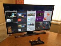 SAMSUNG 2016 MODEL 40in UHD (4K) SMART LED TV -FREEVIEW HD - 900hz- WIFI- WARRANTY