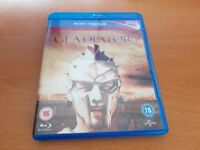 *** Bluray Movie: GLADIATOR (2 Discs) ***
