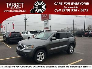 2011 Jeep Grand Cherokee Laredo, Loaded; Leather Power Group and