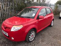PROTON SAVVY 1.2 STYLE 2006/06. ONLY 36K MILES! HPI CLEAR, MOT FEB 2018.