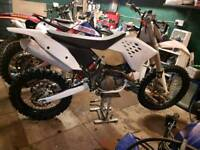 2011 ktm 530 6days addition swap/sell. 450 or 250 2/