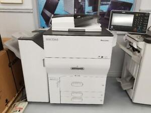 $75/MONTH MULTIFUNCTION RICOH PRO C5100S OFFICE PRINTER COPIER SCANNER HIGH SPEED 65 PPM PHOTOCOPIER  11X1, 12X18 13X19 Ontario Preview