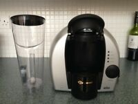 Braun Tassimo Coffee Machine - Very little used and in excellent condition - can demo