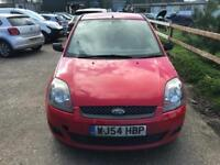 FORD FIESTA ZETEC FACE LIFT BREAKING ALL PARTS AVAILABLE