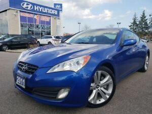 2011 Hyundai Genesis Coupe 2.0T--Leather and Roof GREAT DEAL!!!