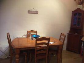 1 bedroom furnished flat