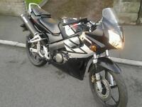 Honda CBR 125RW
