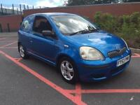 2004 Toyota Yaris Colour Collection 1.0 Petrol