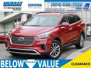 2018 Hyundai Santa Fe XL Premium**BLUETOOTH**REAR CAMERA** HEATE