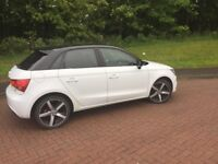 Audi A1 Amplified Edition, Sat nav, full Audi service history one owner from new