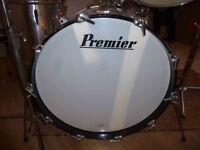 Premier Drums - Silver 1980/81