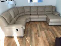 Barker and Stonehouse corner sofa
