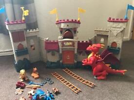 Imaginext Castle play-set