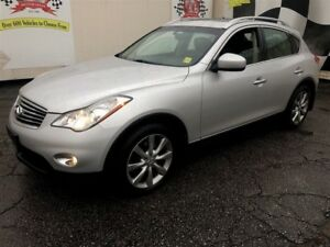 2013 Infiniti EX37 Luxury, Automatic, Leather, Back Up Camera,