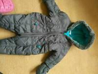 Coat 0-3 months