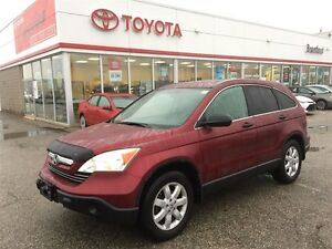 2007 Honda CR-V EX, Safety and E-Tested, AWD, Local Trade