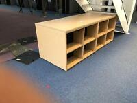 Cube Shelving System