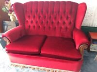 2 seater occasional sofa