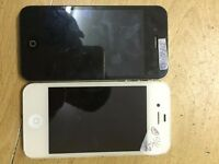 Iphone 4S,Unlocked,32GB,With Warranty