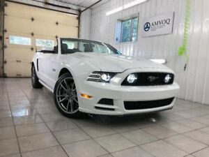 2014 Ford Mustang GT - BREMBO PACK - SEUL. 19995 KM - JAMAIS ACC