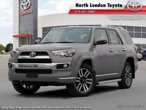 2018 Toyota 4Runner Limited 7-Passenger Limited Package 7-Pas...