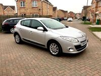 2011 RENAULT MEGANE 1.5 DIESEL, TOM TOM, £30 TAX, CRUISE, LEATHER INTERIOR, 70 MPG, HPI CLEAR