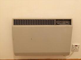 Dimplex Heater - panel convector x 3