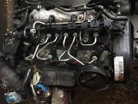 AUDI A3/GOLF/PASSAT ENGINE FOR SALE CBA CODE 140 BHP