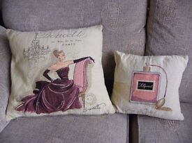 BHS two pillows