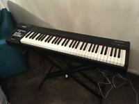 Roland RD64 keyboard with case