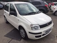 Fabulous Value 2011 61 Fiat Panda 1.2 Active 5 Dr Hatch ONLY 11000 Miles Full Fiat History One Owner