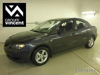 2006 Mazda 3 AUTOMATIQUE GARANTIE 10ANS/200000km