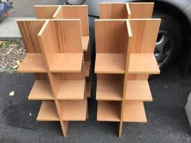 Ikea billy bookcase inserts