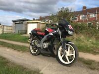 Aprilia rs 50 moped not Aerox, piaggio