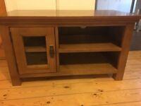 Dorchester oak tv stand