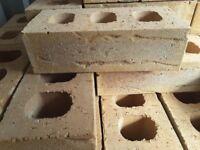 IBSTOCK - 160 x Hardwick Minster Beckstone 65mm brick brand new