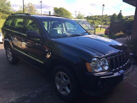 2008 Jeep Grand Cherokee 3.0 CRD LTD