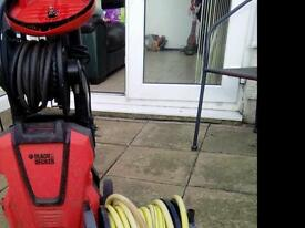 Power Washer and hose