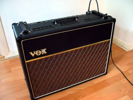 Vox AC30 amp Wolli Creek Rockdale Area Preview